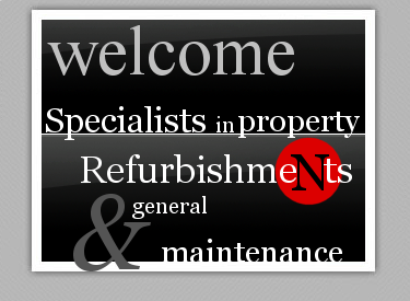 Specialists in Property Refurbishments & Maintenance