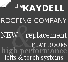 Kaydell Roofing Company - Call: 01480 454300